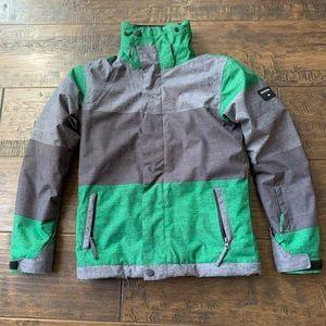 Boy's Quicksilver Ski/Snowboard/Winter Jacket